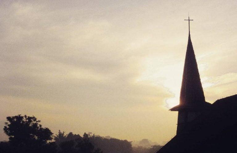 gereja gamping